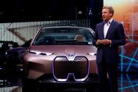 FILE PHOTO: BMW German luxury carmaker CEO Oliver Zipse