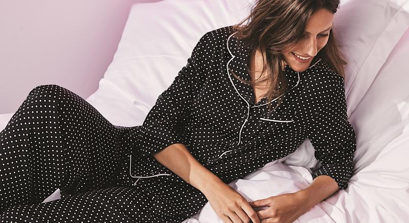 M&S launches new Sleep Shop with everything from fashion, to bedding and other home products. (M&S)