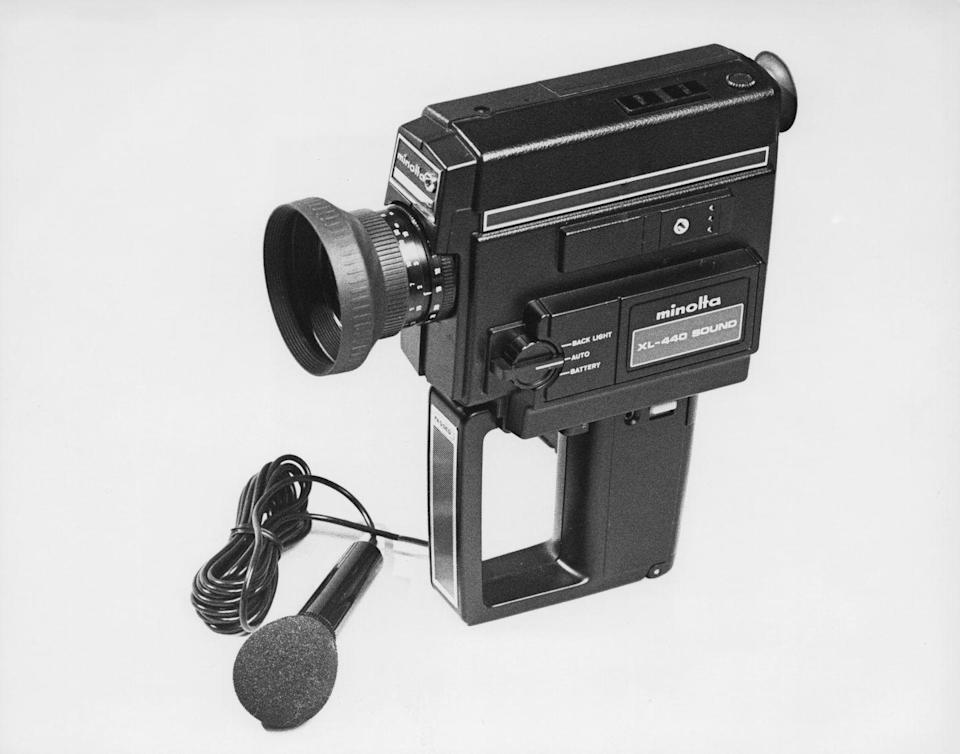 <p>Before cell phones, before even digital video cameras, 70s families would record themselves doing 70s family things on Super 8 film and show it back to the embarrassment of all on a nifty home movie projector.</p>