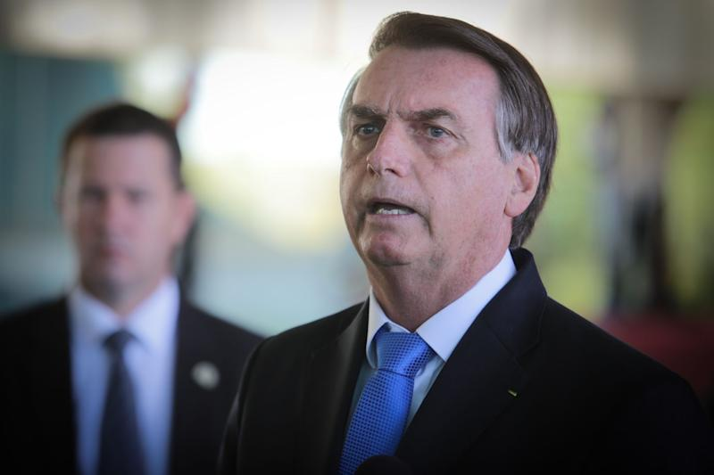 Bolsonaro Calls Greta Thunberg a Brat in Latest Celebrity Insult