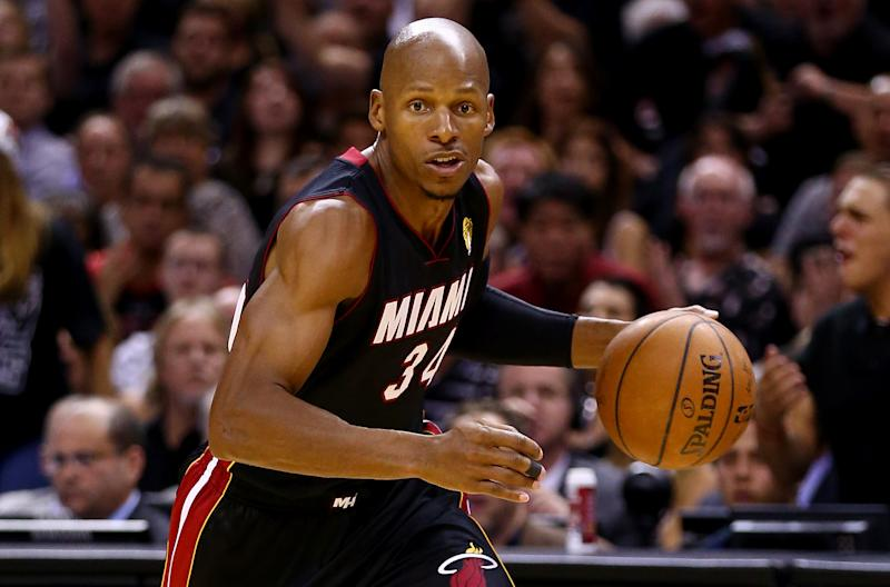Ray Allen Claims He's The Victim Of An Elaborate 'Catfishing' Scam