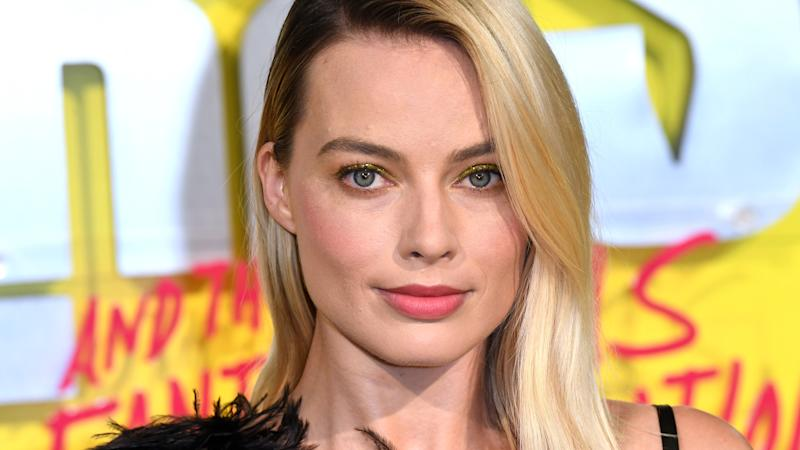 Margot Robbie Wore the Most Unexpected Neon Accessory at the 'Birds of Prey' London Premiere