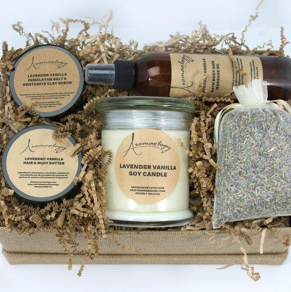 """<p><strong>Aromaology</strong></p><p>etsy.com</p><p><strong>$85.00</strong></p><p><a href=""""https://go.redirectingat.com?id=74968X1596630&url=https%3A%2F%2Fwww.etsy.com%2Flisting%2F653397074%2Fspa-gift-basket-lavender-vanilla-gift&sref=https%3A%2F%2Fwww.womansday.com%2Flife%2Fg33138311%2Fbaby-shower-themes%2F"""" rel=""""nofollow noopener"""" target=""""_blank"""" data-ylk=""""slk:Shop Now"""" class=""""link rapid-noclick-resp"""">Shop Now</a></p><p>Mama deserves some pampering. You can arrange for everyone to go get treatments at a local spa or salon (if it's safe to do so and all parties involved wear masks, of course), or you can bring the spa experience to her with aromatherapy sprays and luxe candles. The baby shower guests can also do each other's nails — these cruelty-free nail polishes from <a href=""""https://www.25thandjune.com"""" rel=""""nofollow noopener"""" target=""""_blank"""" data-ylk=""""slk:25th and June"""" class=""""link rapid-noclick-resp"""">25th and June</a> come in a variety of cheerful colors.</p>"""