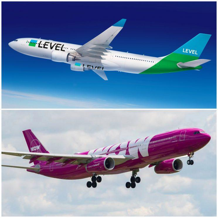 Low-cost carriers offering cheap fares