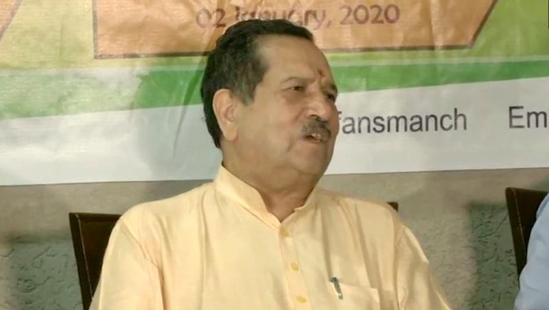 'Hemant Karkare Cannot be Respected,' Says RSS Leader Indresh Kumar Backing Pragya Thakur