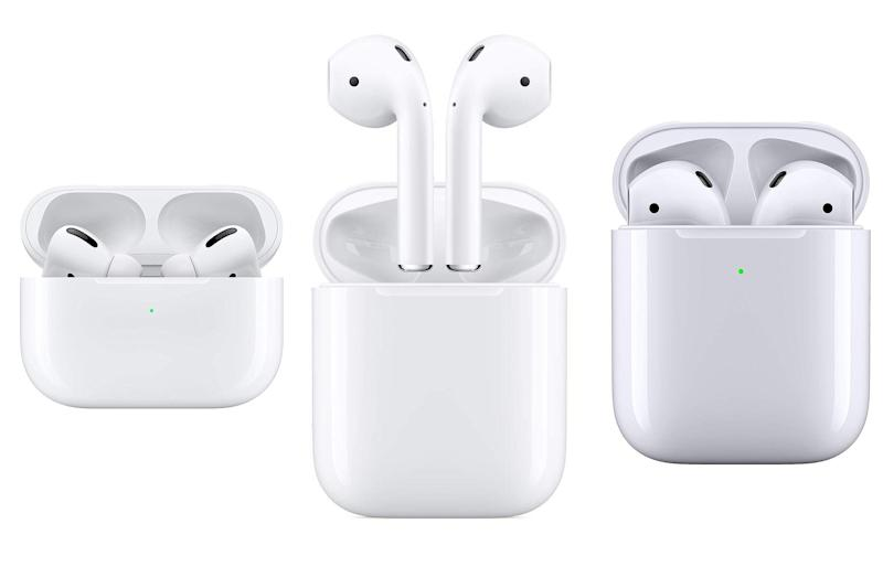 Every Edition of Apple AirPods Are on Sale on Amazon Right Now