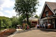 """<p>Serving understated but upscale European dishes on the banks of the River Cherwell, restaurant at <a href=""""http://cherwellboathouse.co.uk/"""" rel=""""nofollow noopener"""" target=""""_blank"""" data-ylk=""""slk:Cherwell Boathouse"""" class=""""link rapid-noclick-resp"""">Cherwell Boathouse</a> showcases a delightfully creative menu. </p><p>Founded in 1904, the restaurant can be found within the authentic Victorian working boathouse and is a great spot to relax. After your meal, why not enjoy an afternoon on the river by hiring a punt?</p>"""