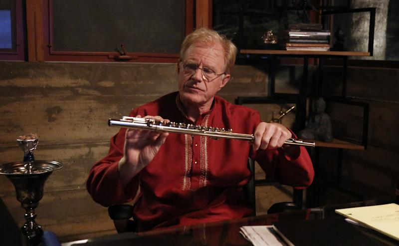 "This undatated image provided by Amazon shows actor Ed Begley Jr. playing a financier in an episode of ""Betas,"" one of the 14 TV show pilots being made by Amazon.com Inc. Amazon is hoping people will sign up to pay $79 a year for an Amazon Prime membership, a free shipping, online video and e-book borrowing service that will include access to the full series on the Web, connected TVs and mobile devices when they're completed. (AP Photo/Amazon)"
