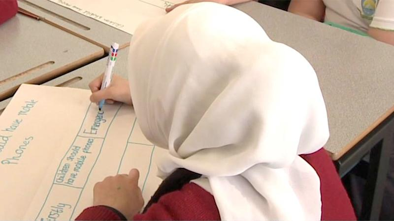Girls at Islamic school banned from running over virginity fears: report