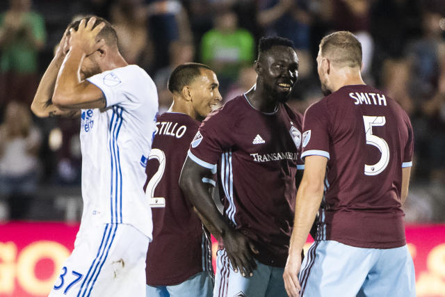 The San Jose Quakes have been the worst team in MLS this season, and the Colorado Rapids haven't been much better. How would both clubs operate if a promotion-relegation system was in play? (Getty)