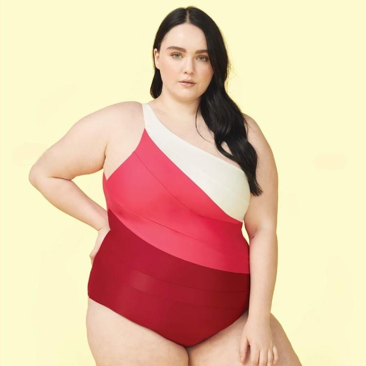 The Sidestroke swimsuit. (Photo: Summersalt)
