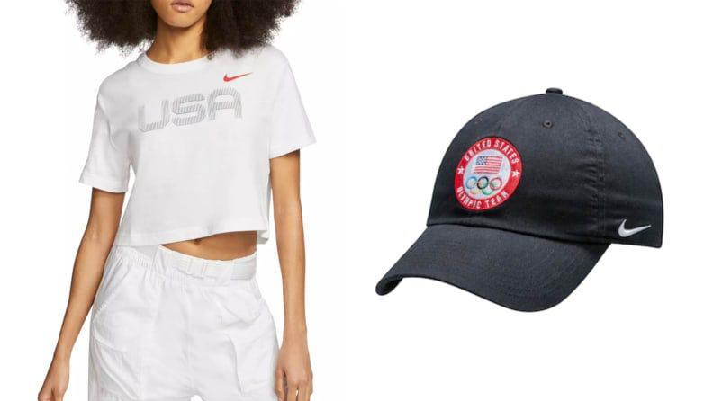 You may not be an Olympic athlete, but your clothes can make you look like one.