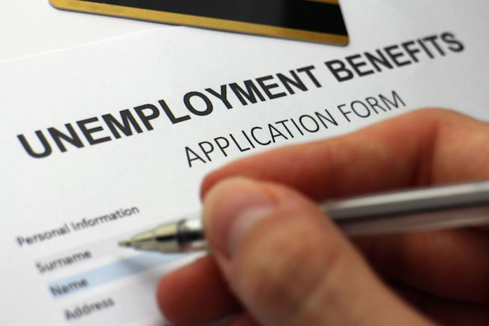Don't count yourself out of unemployment benefits if the COVID-19 pandemicforces closures, furloughs or layoffs at your company. (Photo: glegorly via Getty Images)