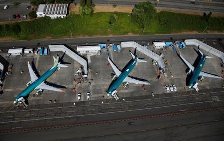 FAA says invites global Boeing 737 MAX pilots to simulator tests