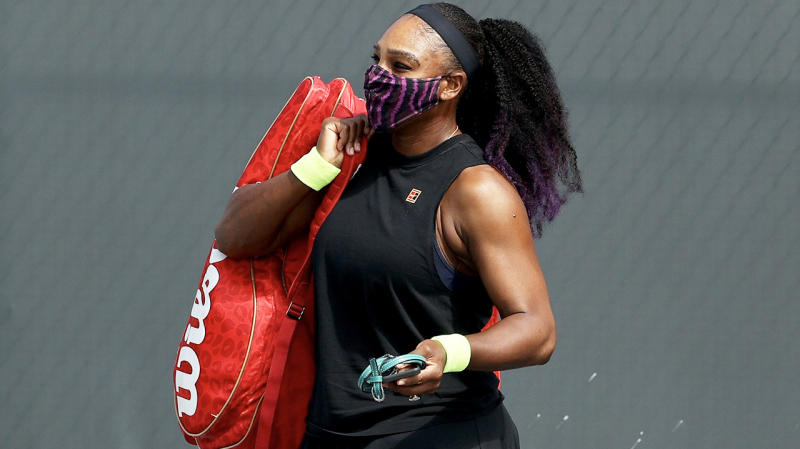 Venus sweeps past Azarenka to face Serena at Top Seed Open
