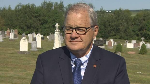 Minister of Veterans Affairs Lawrence MacAulay is P.E.I.'s longest serving MP. He was first elected in 1988. (Rick Gibbs/CBC - image credit)