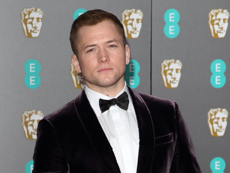 Taron Egerton named new face of Napapijri