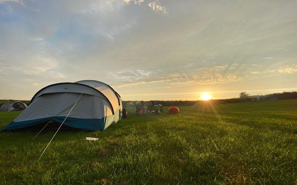 New Government rules encourage anyone with a bit of land to open a pop-up campsite - Stitchpool Camping