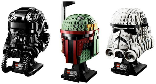 The Force is strong with these new LEGO sets. (LEGO Group)
