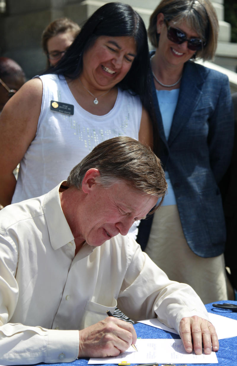 Colorado Medicaid expansion signed into law