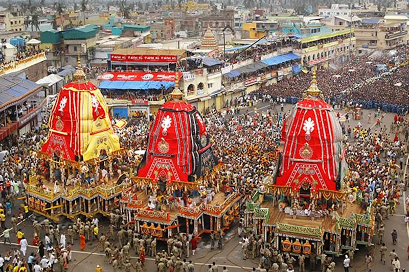 To the Wisdom of Odisha & Centre, Says Supreme Court as it Allows Puri Rath Yatra with Curbs Amid Covid-19