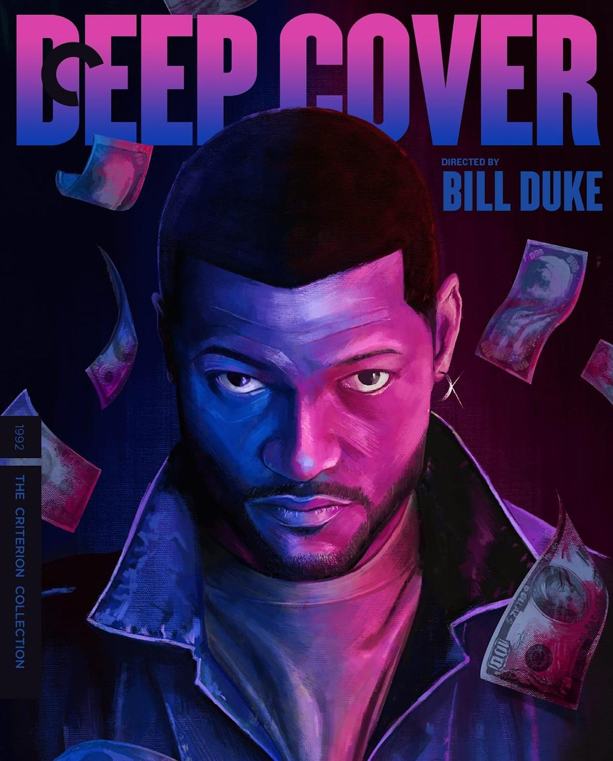 """""""Deep Cover"""" (Photo: The Criterion Collection)"""