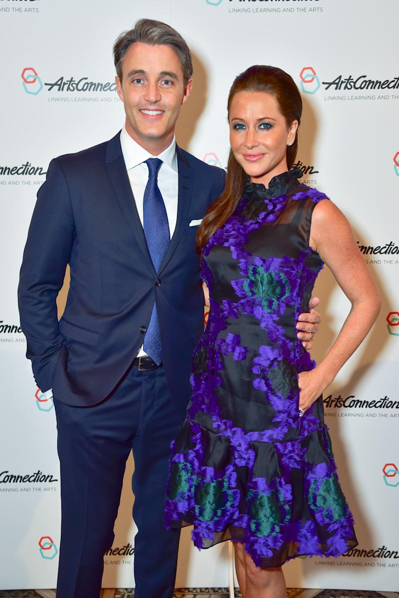 NEW YORK, NY - MAY 23: Ben Mulroney and Jessica Brownstein attend ArtsConnection 2016 Benefit Celebration at 583 Park Avenue on May 23, 2016 in New York City. (Photo by Sean Zanni/Patrick McMullan via Getty Images)