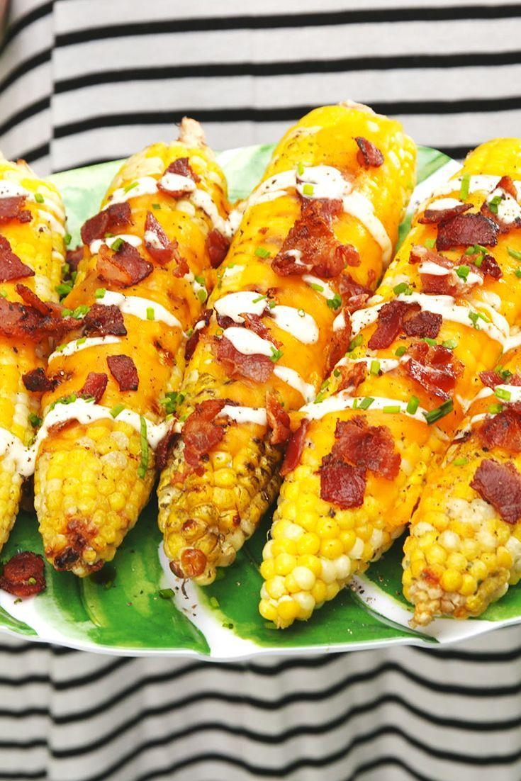 "<p>When corn lives its best life.</p><p>Get the recipe from <a href=""https://www.delish.com/cooking/recipe-ideas/recipes/a53186/cheddar-bacon-ranch-corn-recipe/"" rel=""nofollow noopener"" target=""_blank"" data-ylk=""slk:Delish"" class=""link rapid-noclick-resp"">Delish</a>.</p>"