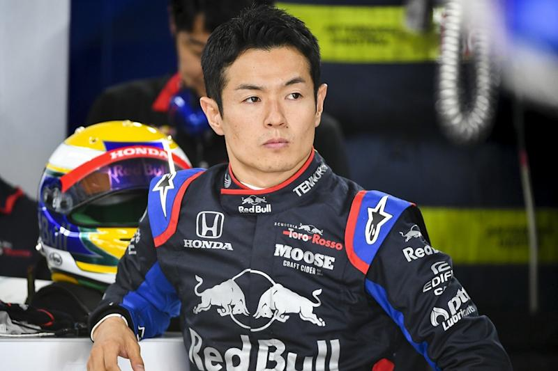Yamamoto doesn't fit criteria for F1 race seat
