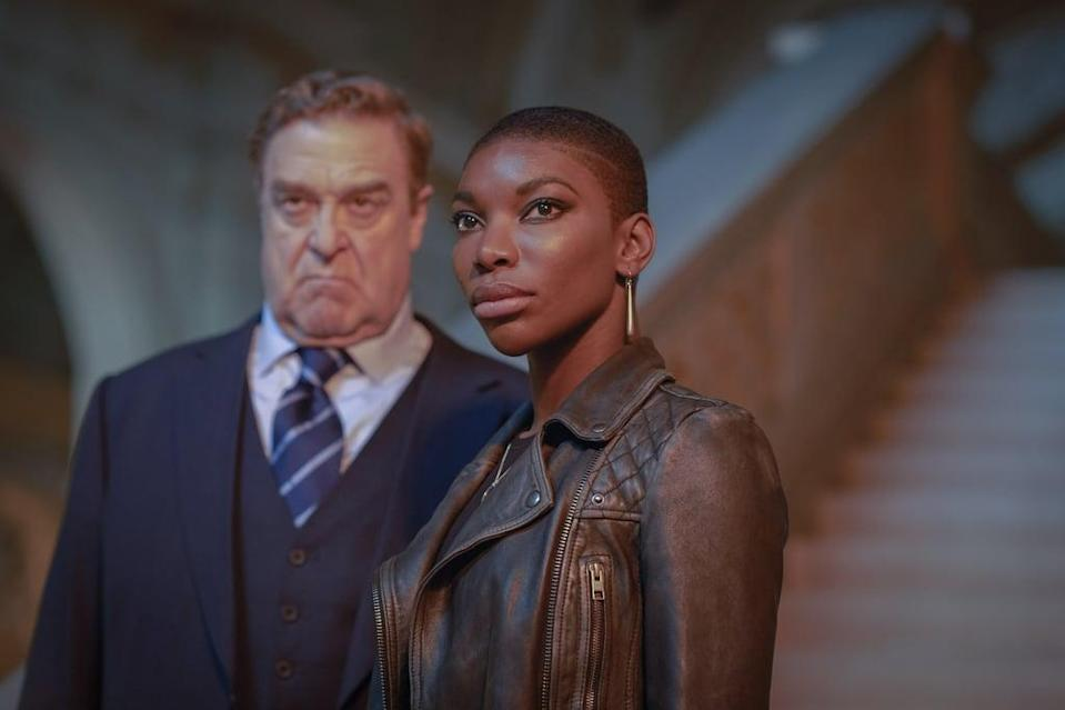 """<p>Starring <strong>Chewing Gum</strong>'s Michaela Coel, this thriller follows the journey of a woman who - after being rescued from the aftermath of the Rwandan genocide as a girl and raised in London - decides she wants to know the truth about her dark past.</p> <p><a href=""""https://www.netflix.com/title/80145141"""" class=""""link rapid-noclick-resp"""" rel=""""nofollow noopener"""" target=""""_blank"""" data-ylk=""""slk:Watch Black Earth Rising on Netflix now"""">Watch <strong>Black Earth Rising</strong> on Netflix now</a>.</p>"""