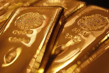 Gold edges higher as focus shifts to central banker meeting