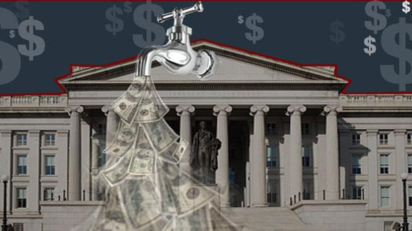 Is a Big Jump in Federal Spending Now Inevitable?