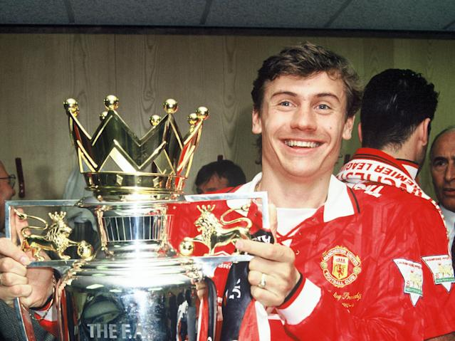 Andrei Kanchelskis won two league titles with Manchester United in the early 1990s: Getty
