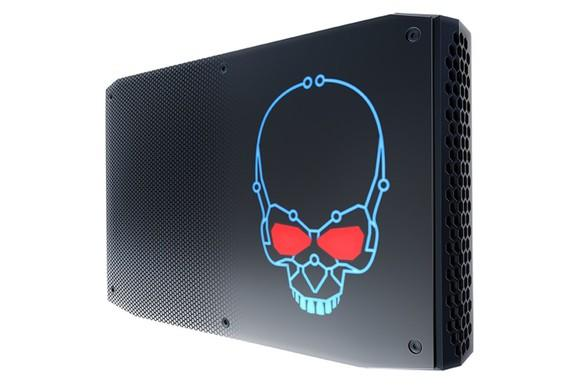 An Intel mini-PC aimed at gaming.