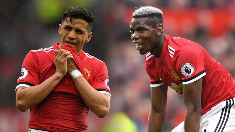 Man United team news: Lukaku and Alexis dropped against Bournemouth