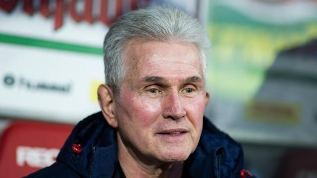 RB Leipzig deserved to claim the club's first win over Bayern Munich, according to the Bundesliga champions' coach Jupp Heynckes.