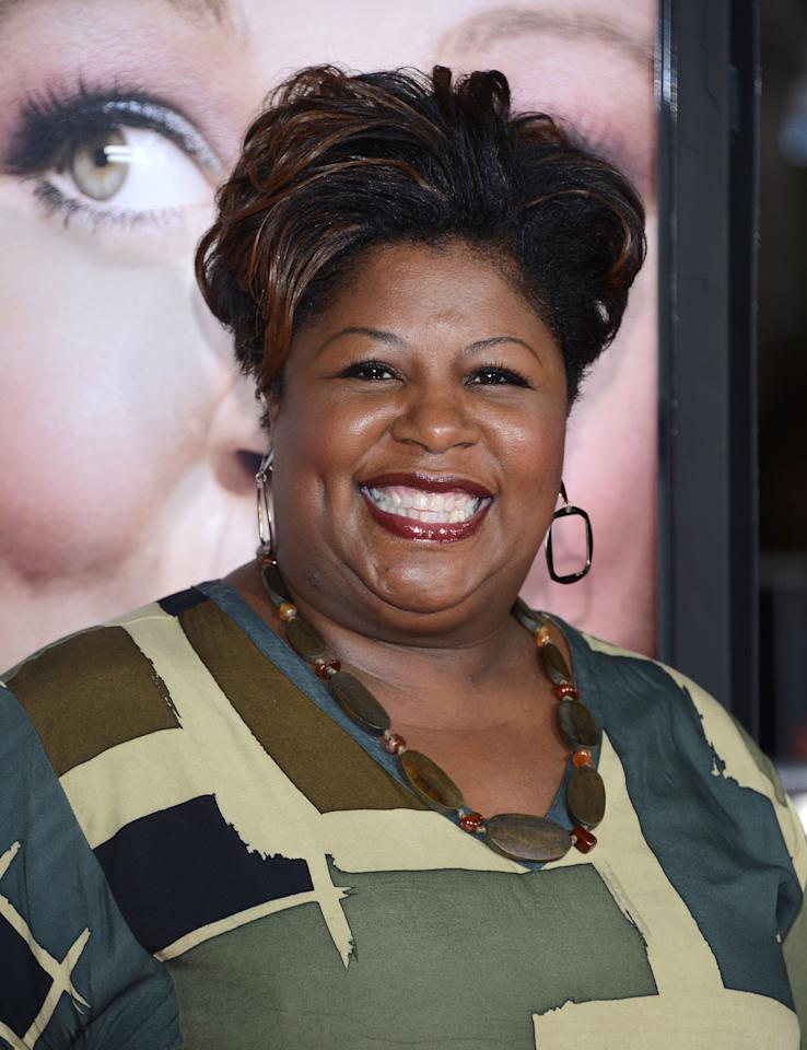 """WESTWOOD, CA - FEBRUARY 04:  Actress Cleo King attends the premiere Of Universal Pictures' """"Identity Theft"""" on February 4, 2013 in Westwood, California.  (Photo by Jason Kempin/Getty Images)"""