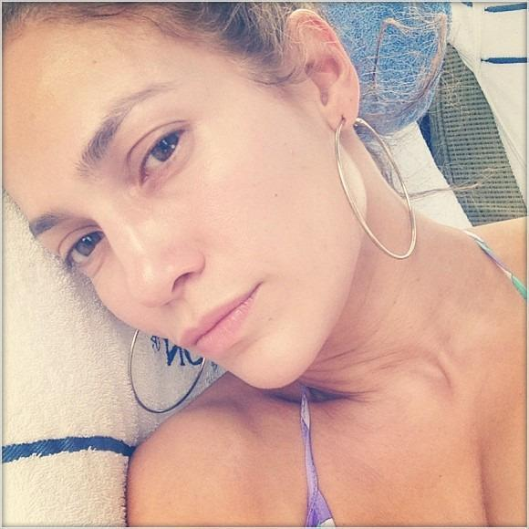 <p>Seriously, when doesn't J.Lo look good? (<i>Photo: Instagram)</i></p>