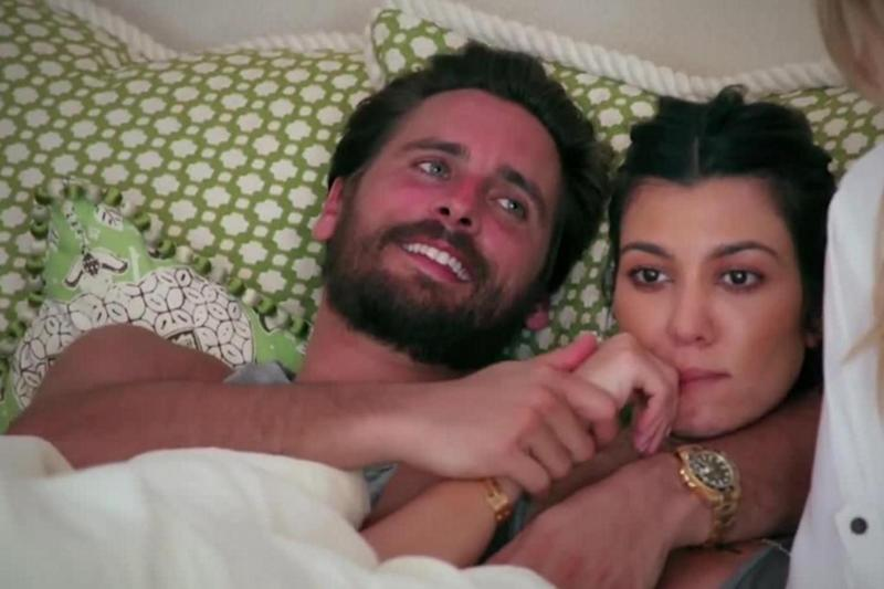Revelation: Scott Disick and Kourtney Kardashian