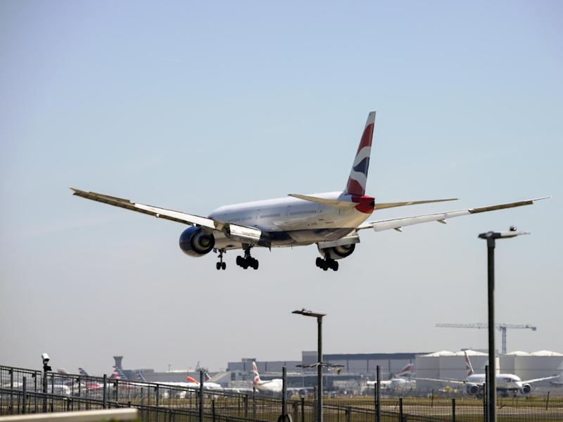 Mayor of London, five local authorities and environmental campaigners Greenpeace and Friends of the Earth are challenging the decision to build a third runway at Heathrow: Getty