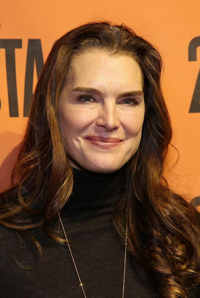 Brooke Shields is one busy woman. (Photo: Walter McBride/Getty Images)