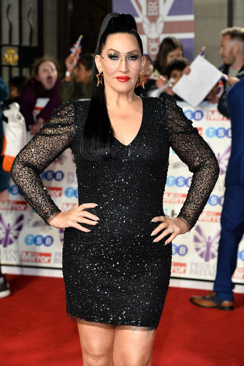 Michelle Visage (Photo: Jeff Spicer via Getty Images)