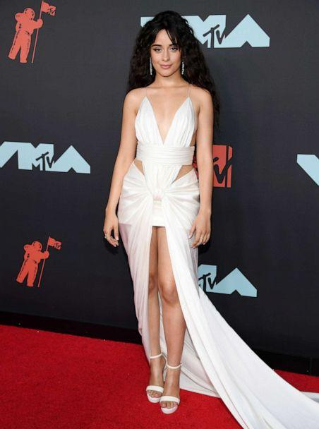PHOTO: Camila Cabello attends the 2019 MTV Video Music Awards at Prudential Center on Aug. 26, 2019 in Newark, N.J. (Dimitrios Kambouris/Getty Images)