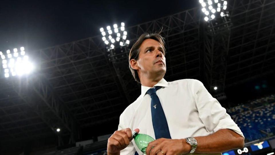 Simone Inzaghi   Marco Rosi - SS Lazio/Getty Images