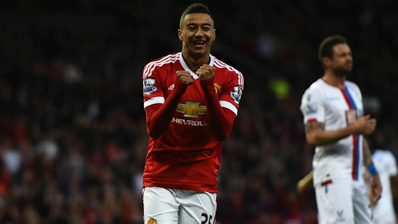 Mourinho delighted with Lingard deal