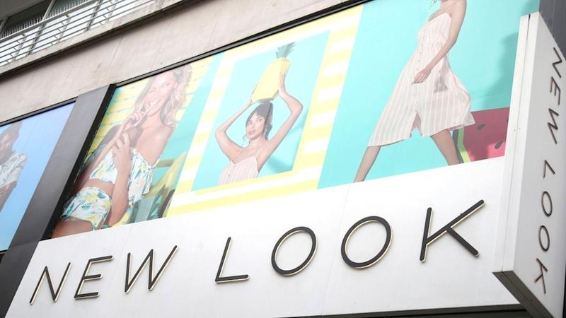 New Look wins backing for turnover-linked rents