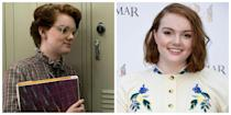<p>Who could forget Barb Holland from <em>Stranger Things</em> season one? The character was known for being one of the more nerdy girls in school, with large glasses and hair that gave off an extremely '80s vibe. The actress who plays her, Shannon Purser, is decidedly more chic and stylish. </p>
