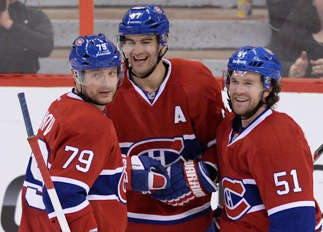 NHL Three Stars: Max Pacioretty's 5-pointer; Gagner leads Oil