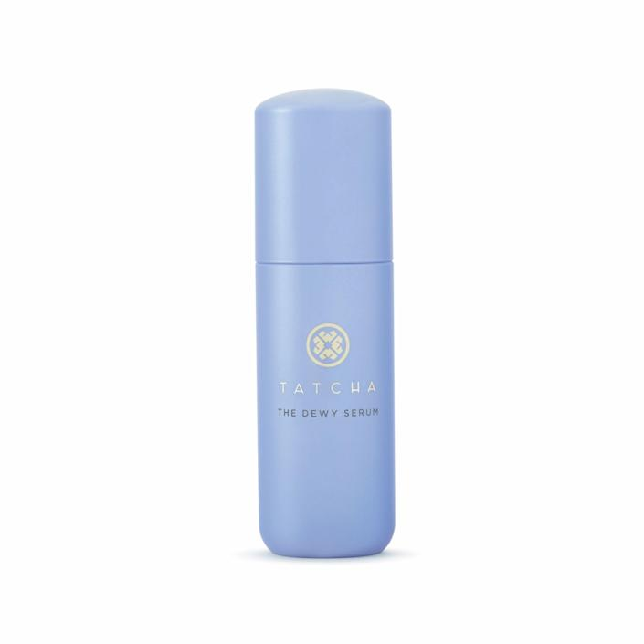 """<p><strong>Tatcha</strong></p><p>tatcha.com</p><p><strong>$88.00</strong></p><p><a href=""""https://go.redirectingat.com?id=74968X1596630&url=https%3A%2F%2Fwww.tatcha.com%2Fproduct%2Fdewy-serum-resurfacing-and-plumping-treatment%2FCF08010T.html%3Fcgid%3Dbest_sellers&sref=https%3A%2F%2Fwww.townandcountrymag.com%2Fstyle%2Fbeauty-products%2Fg37621911%2Ftatcha-sale-september-2021%2F"""" rel=""""nofollow noopener"""" target=""""_blank"""" data-ylk=""""slk:Shop Now"""" class=""""link rapid-noclick-resp"""">Shop Now</a></p><p>Contrary to popular opinion, serums should simply your routine, not complicate it. This is the only serum you need if you're battling dry skin during the winter. </p>"""