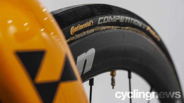 Continental Competition ProLTD tubular tyres